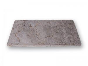 Muschelkalk-Natursteinplatte