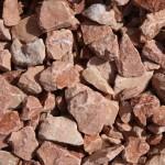 Marmor Terrakotta-Rot - In den Größen 5x5, 10x10