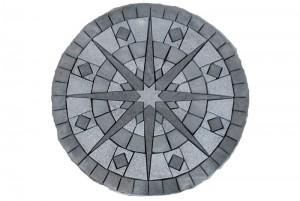 Pflasterkreis-Granit-und-Basalt-NORDSTERN