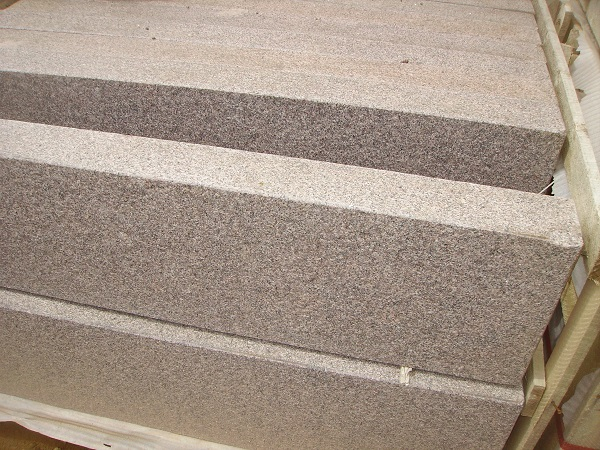 Granit Zora Rot Bordsteine günstig kaufen