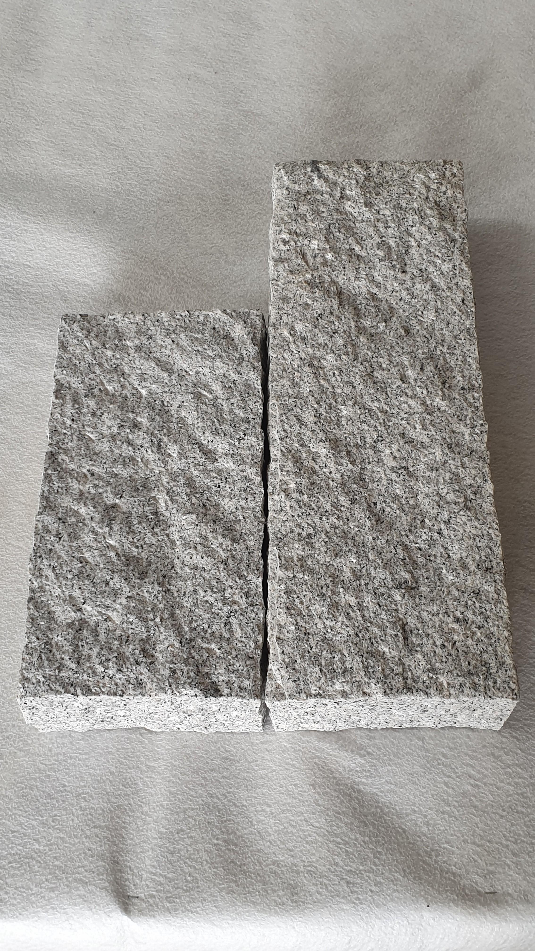 Palisaden Granit Grau günstig kaufen gespitzt