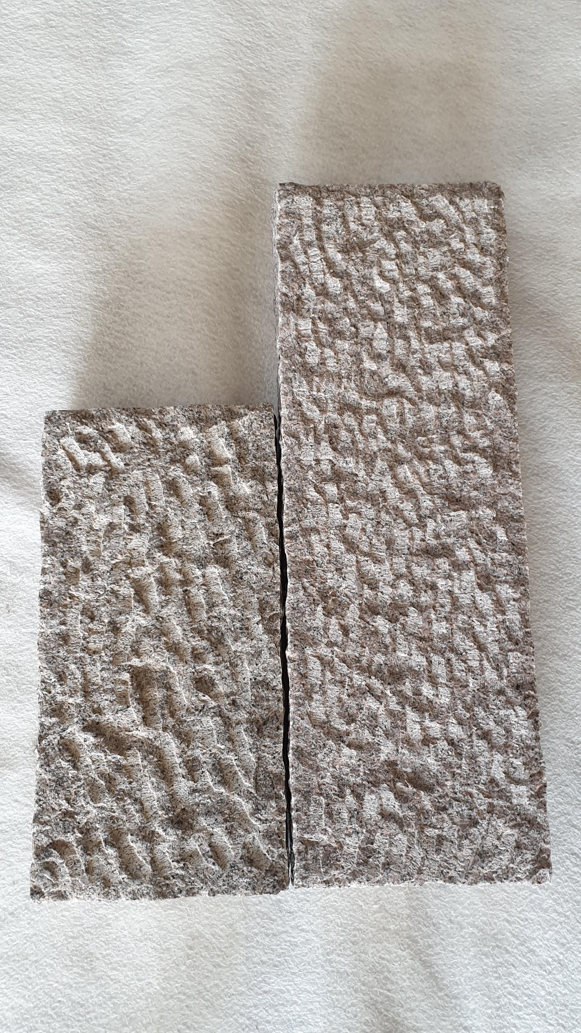 Palisaden Granit Zora rot günstig kaufen Bühl